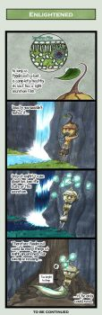 Yggdrassil the Goblin - No. 7 by LenupetComics