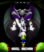 (UNDERTALE SPOILERS!)Your best nightmare. by theYTfox