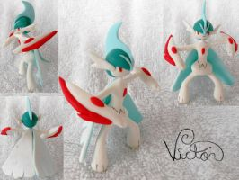 Mega Gallade by VictorCustomizer