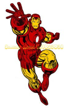 Ironman by scarlet161023038