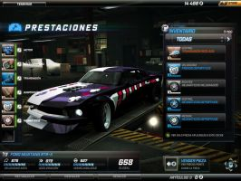 Ford Mustang RTR-X 1 by Nightmare95GFX