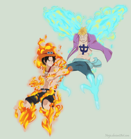 Fire Brothers by Neeja