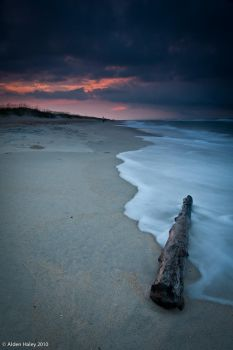 Sunrise Hatteras by amhaley