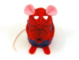 Spider-Mouse by The-House-of-Mouse