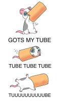 TUBE. by Jacobi-biscuit