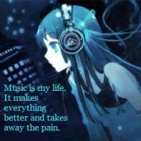 Music Is My Life by MeganLula