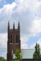 Cathedral Spire II by LManuel47