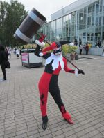 Harley at Tracon VI by AkaiBakemono