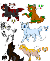 Wolf adopts by Xbox-DS-Gameboy