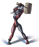 Harley by T03nemesis
