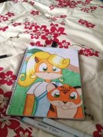 WIP: Coco Bandicoot by CindyTheBlueWhtMage