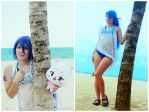 Beach! Wendy Marvell by Spufflez