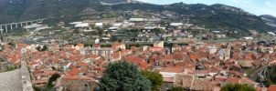 Panorama of Taggia by Braioz