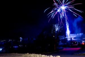 Happy New Year 2012 by jzky