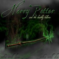 Harry Potter: Deathly Hallows by ajb3art