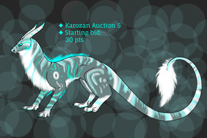 Karozan Auction 5 (open) by SoulsAdopts
