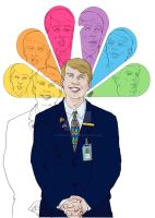 30 Rock Kenneth by cucksillustration