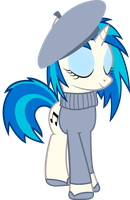 French Vinyl Scratch v1 by cool77778