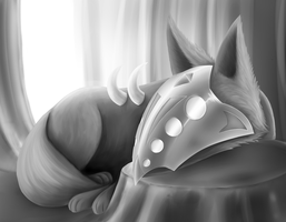 Sleepy Soulseeker by Caprinal