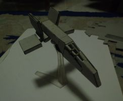 Abyssus Heavy Fighter Ship WIP by khaiwraith