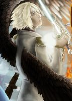 Commission- 3/6 Mages- Arzas by Lilith-the-5th