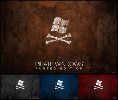 Pirate Windows: Rusted edition by lukeroberts