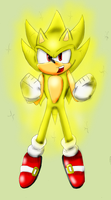 Super Sonic by ultimatewino