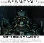 Enclave_Poster by Sinlain