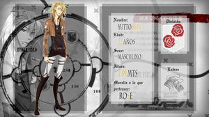 TH: Yutto Lein application by NiseSk