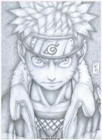 Naruto by Beelthand