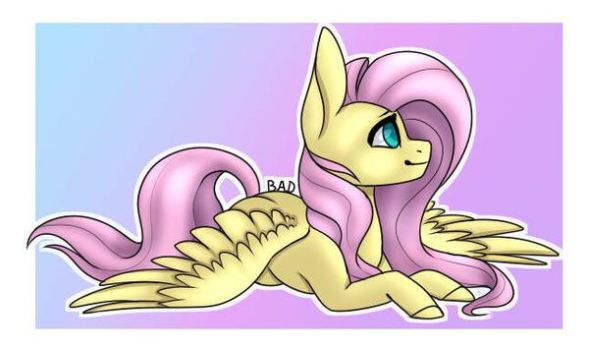 || collab || Fluttershy by phystoric