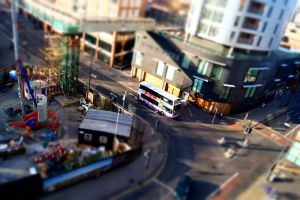 Miniature City Life by frankcom