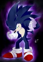 Sonic-transformacion-werehog by alice-werehog