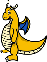 Dragonite by pokr5