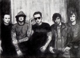 Avenged Sevenfold -edit- by shadow-reaper24