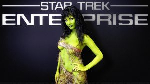 Bobbi Sue Luther Orion Slave Girl by Dave-Daring