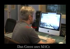 Dan Green is a MAC user by Dan-Green-4ever