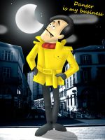 Cool McCool's night walk by Tabascofanatikerin
