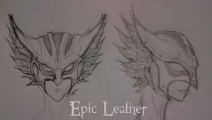 Hawkgirl Concept by Epic-Leather