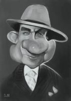 Karl Malden by jonesmac2006