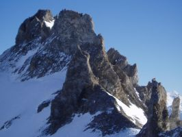Mountains - 14 by psychotherien-stocks