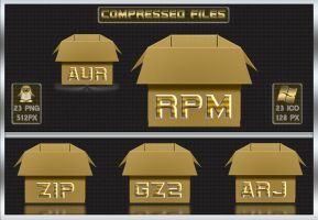 Compressed files by ilnanny