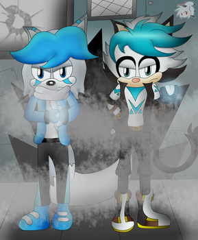 C.E :: Herizer and Wizzard by LegendQueen01
