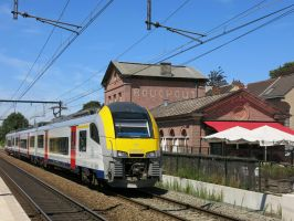 Boechout 030815 Desiro-ML 08582 on IC2913 by kanyiko