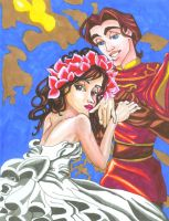 Enchanted: Edward and Nancy by MermaidMeghan