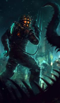 DEADSHOCK by norbface