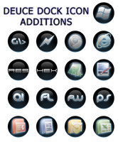 DEUCE icons expansion pack by Satukoro