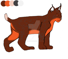 Fox-Trot-Adopts' pallet adopt by dark-river-mori