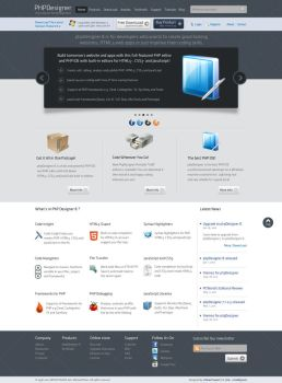 phpdesigner by ahmedchan
