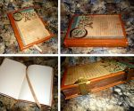 Forgotten Fairytale Journal by sadwonderland